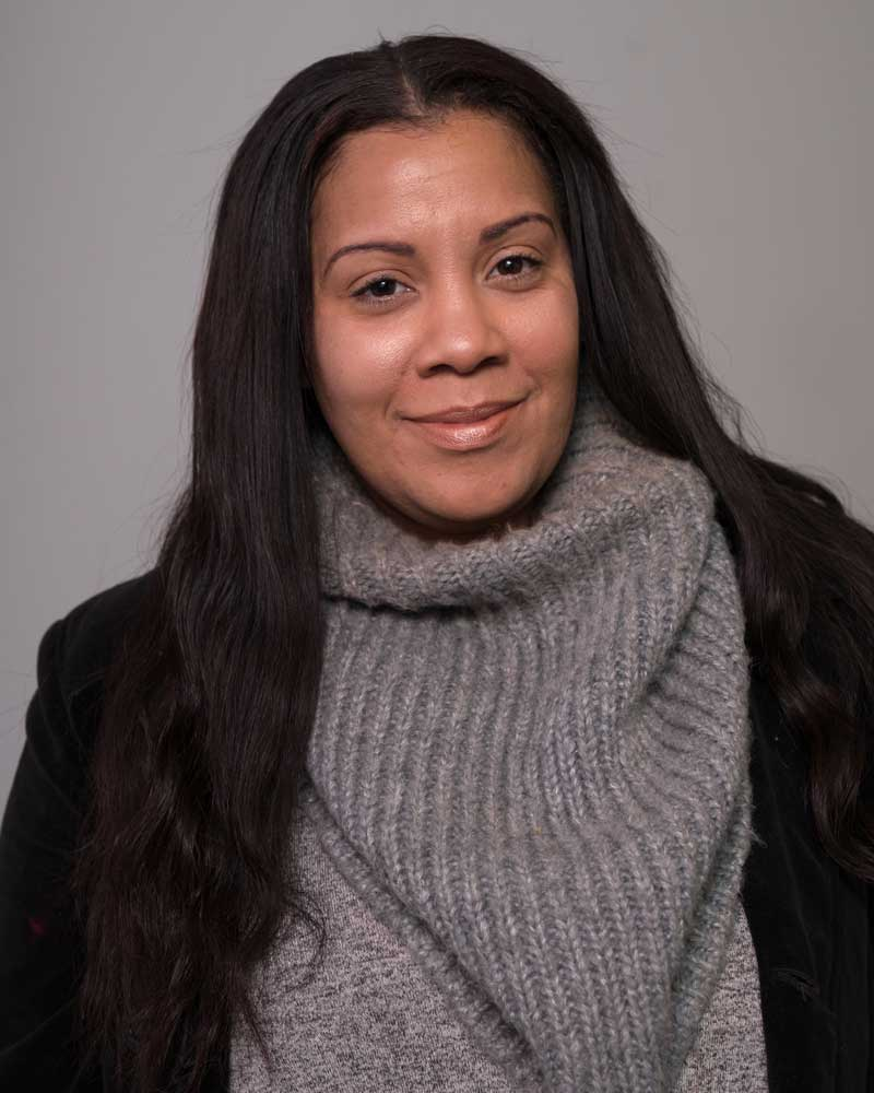 Photo of Out Alliance staff member, Tamara Leigh, Communications Director