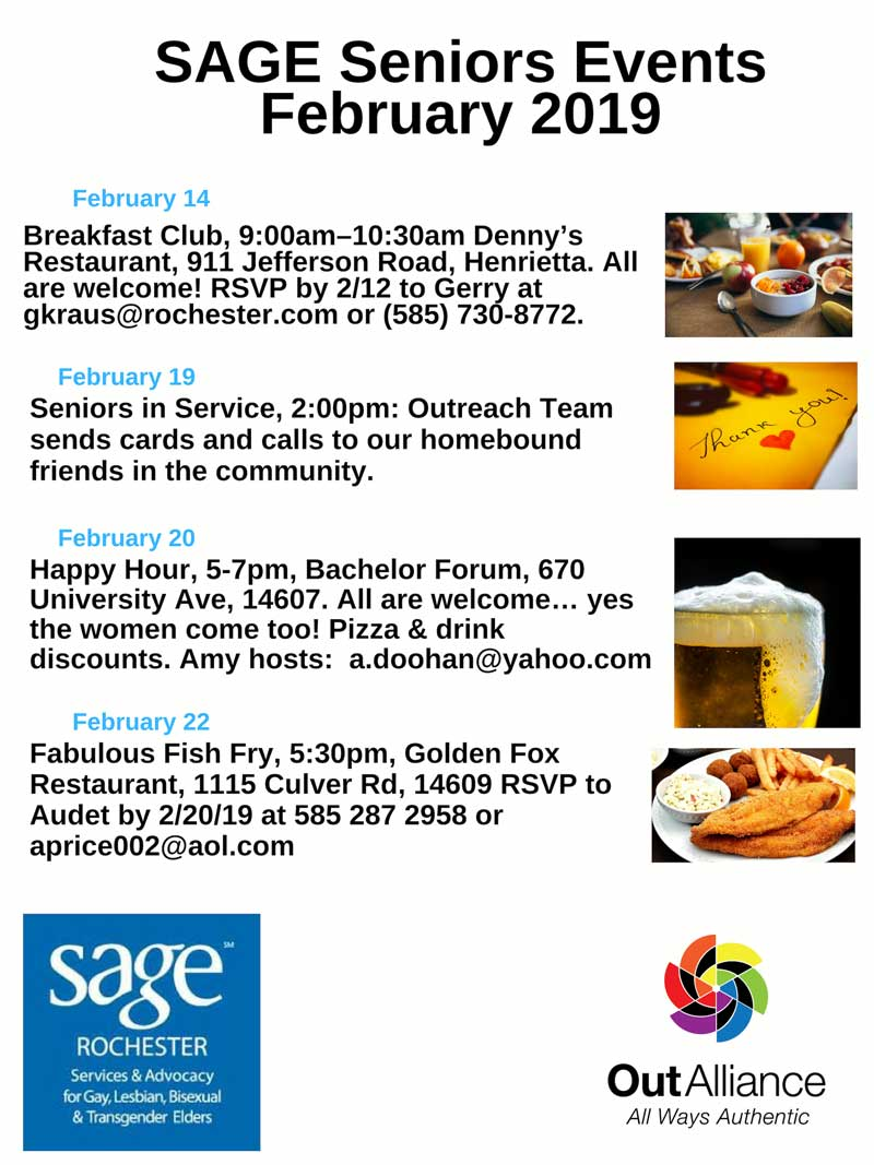 SAGE Events Poster