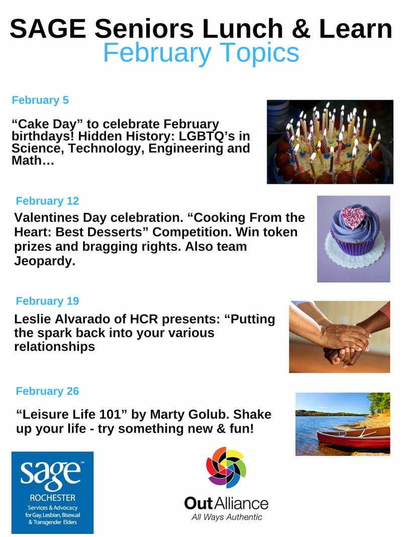 SAGE February Topics Poster