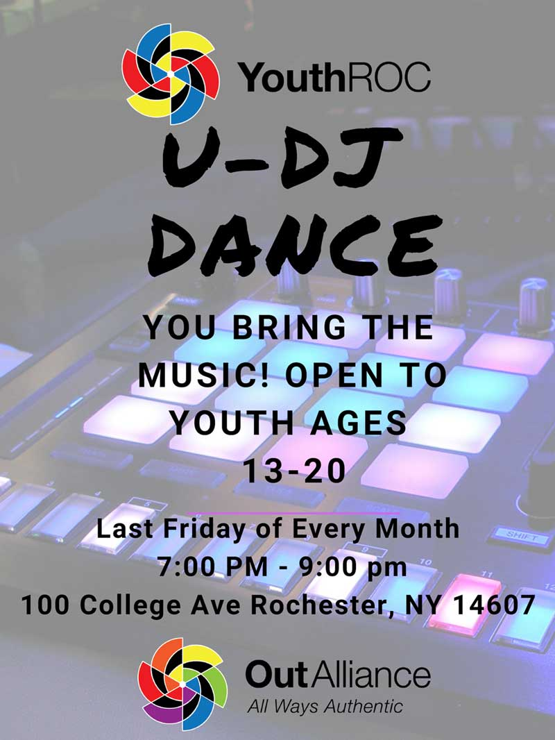 Youth U DJ Dance Event